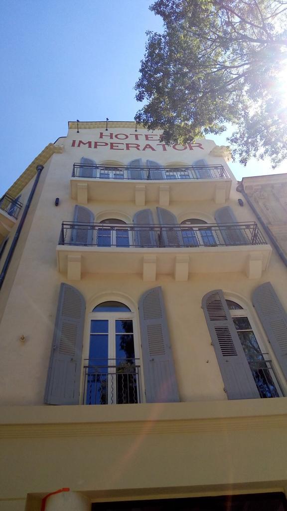 renovation de façade impérator maison albar