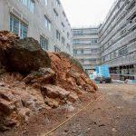 Le chantier d'ITE du CNRS de Montpellier est en cours !