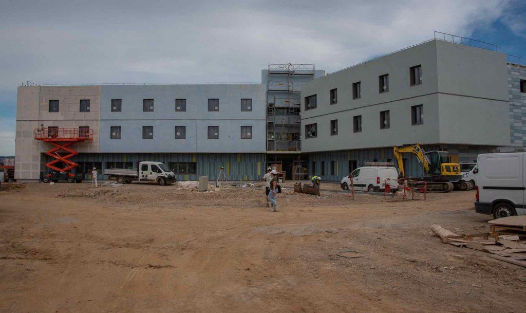 Lycée Simone Veil à Gignac