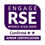 Notre certification RSE confirmée !