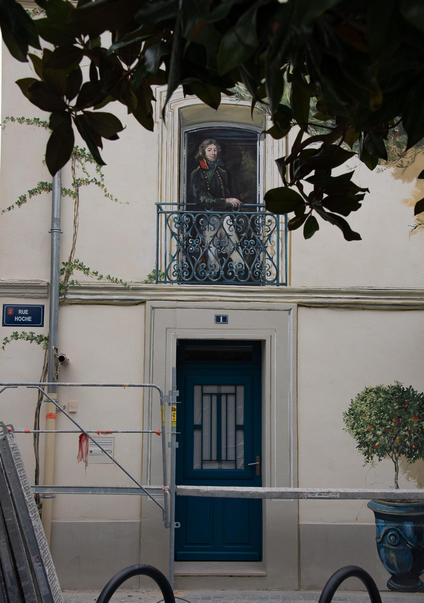rénovation de façade à Pérols près de Montpellier