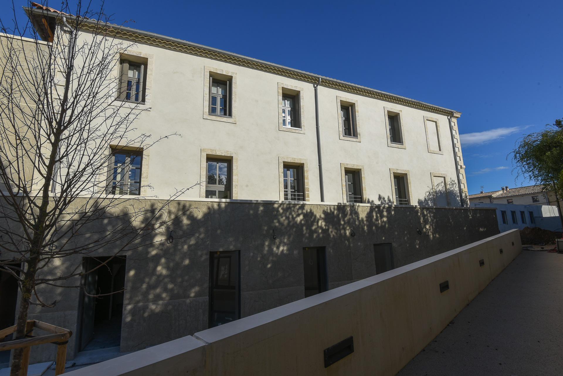 Ravalement de façades traditionnelles