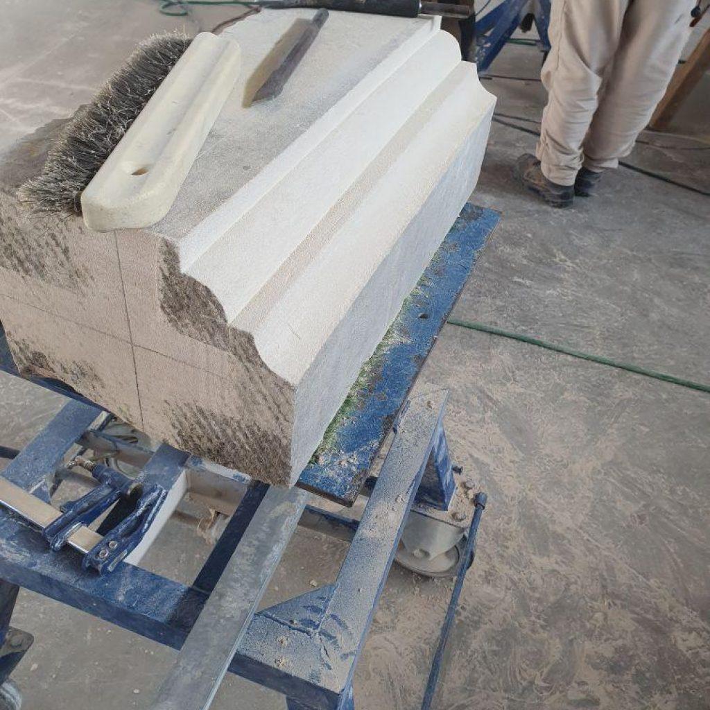 Formation taille et pose de pierre