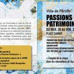 Adéquate participe aux Journées Passions Patrimoine de Pérols